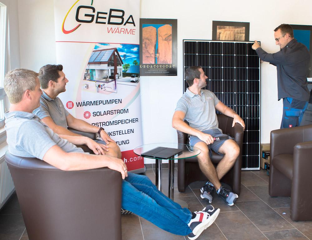 GEBA Team