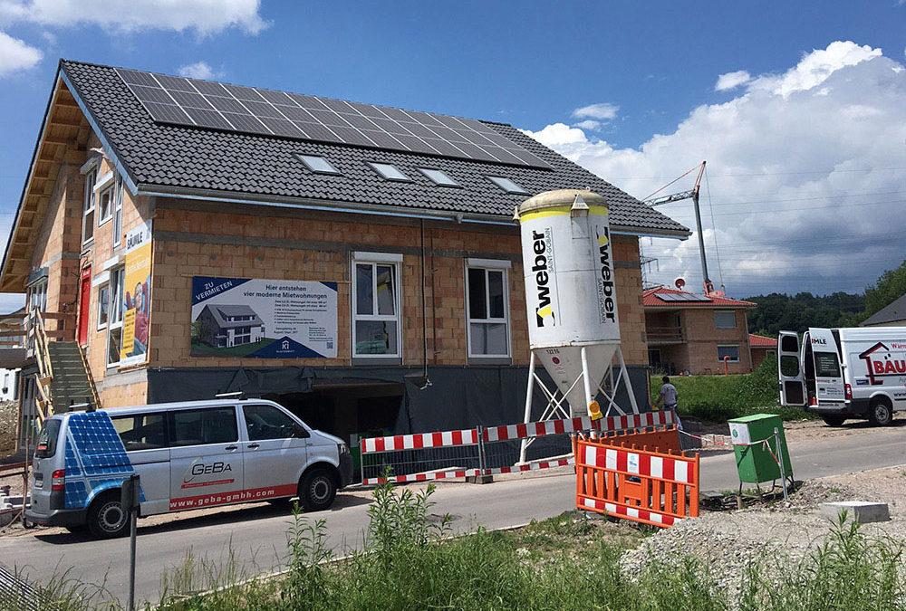 Bäumle Niedrigernergiehaus